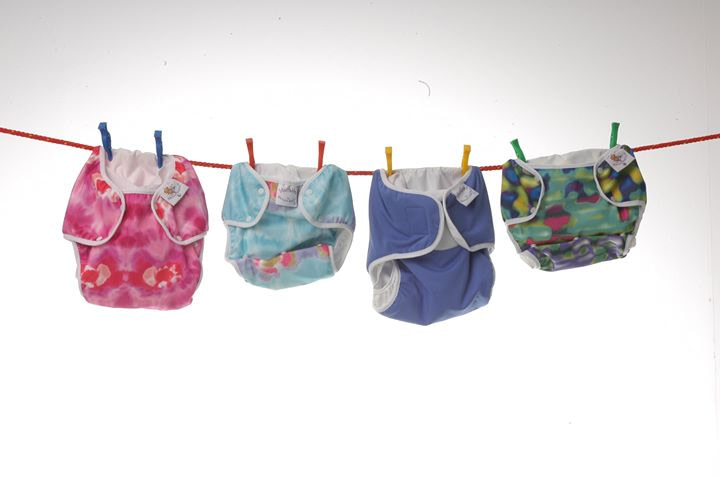 Resuseable Cloth Nappy